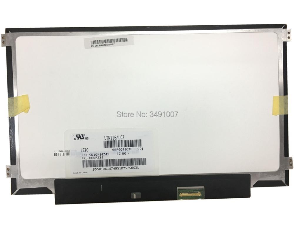 """Фото LTN116AL02 11.6"""" WXGA HD LED Laptop Screen LCD Panel 30 PIN IPS"""