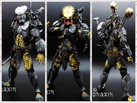NECA Predator Classic Predator 25th Anniversary Jungle Hunter Action Figure Collectible Model Toy 8 20CM