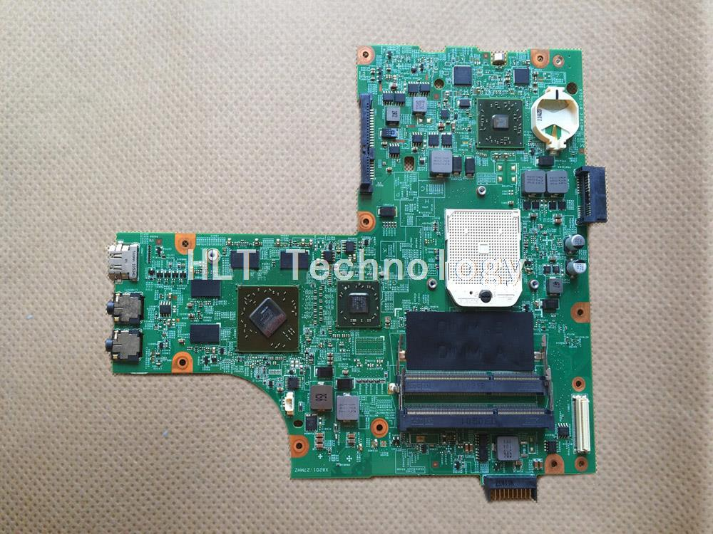 SHELI laptop Motherboard For DELL 15R M5010 CN-0HNR2M 0HNR2M HNR2M 48.4HH06.011 non-integrated graphic card 100% fully tested cn 0pu073 0pu073 suitable for dell xps m1330 laptop motherboard with g86 631 a2 upgrated graphic card