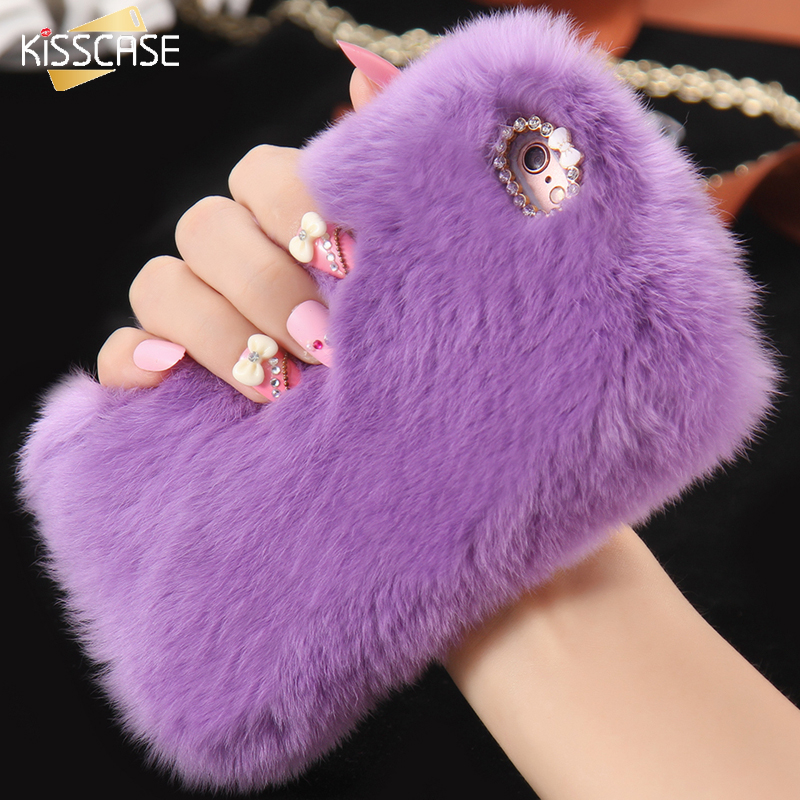 Compare Prices on Fluffy Phone Case- Online Shopping/Buy