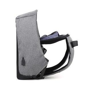 Image 3 - SXME sac à dos antivol pour hommes, avec chargeur USB, sac décole étanche, Mochila, sac à dos pour ordinateur portable