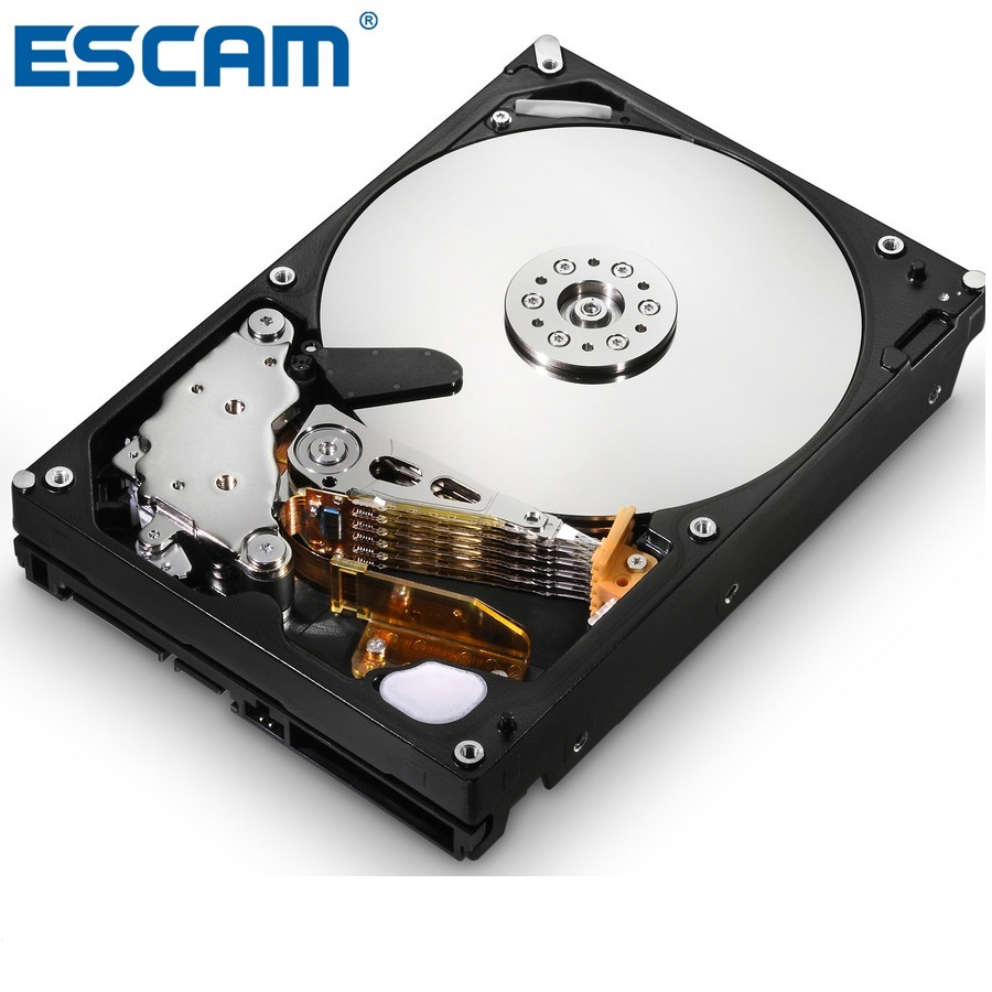 High capacity 3 5 inch 1000G 1TB 5700RPM SATA CCTV Surveillance Hard Disk Drive Internal HDD