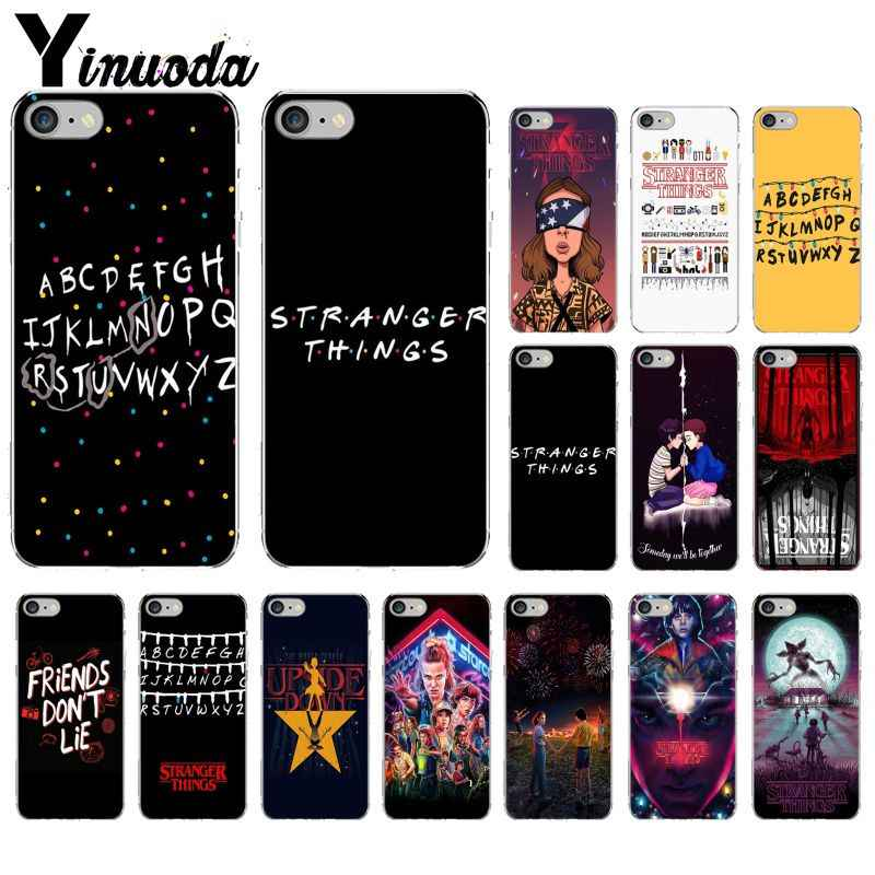Yinuoda stranger things season 3 DIY Printing Drawing Phone Case cover Shell for iPhone X XS MAX 6 6S 7 7plus 8 8Plus 5 5S XR