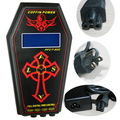 Tattoo Machine black coffin power supply With Full Digital for tattoo machine tattoo & body art