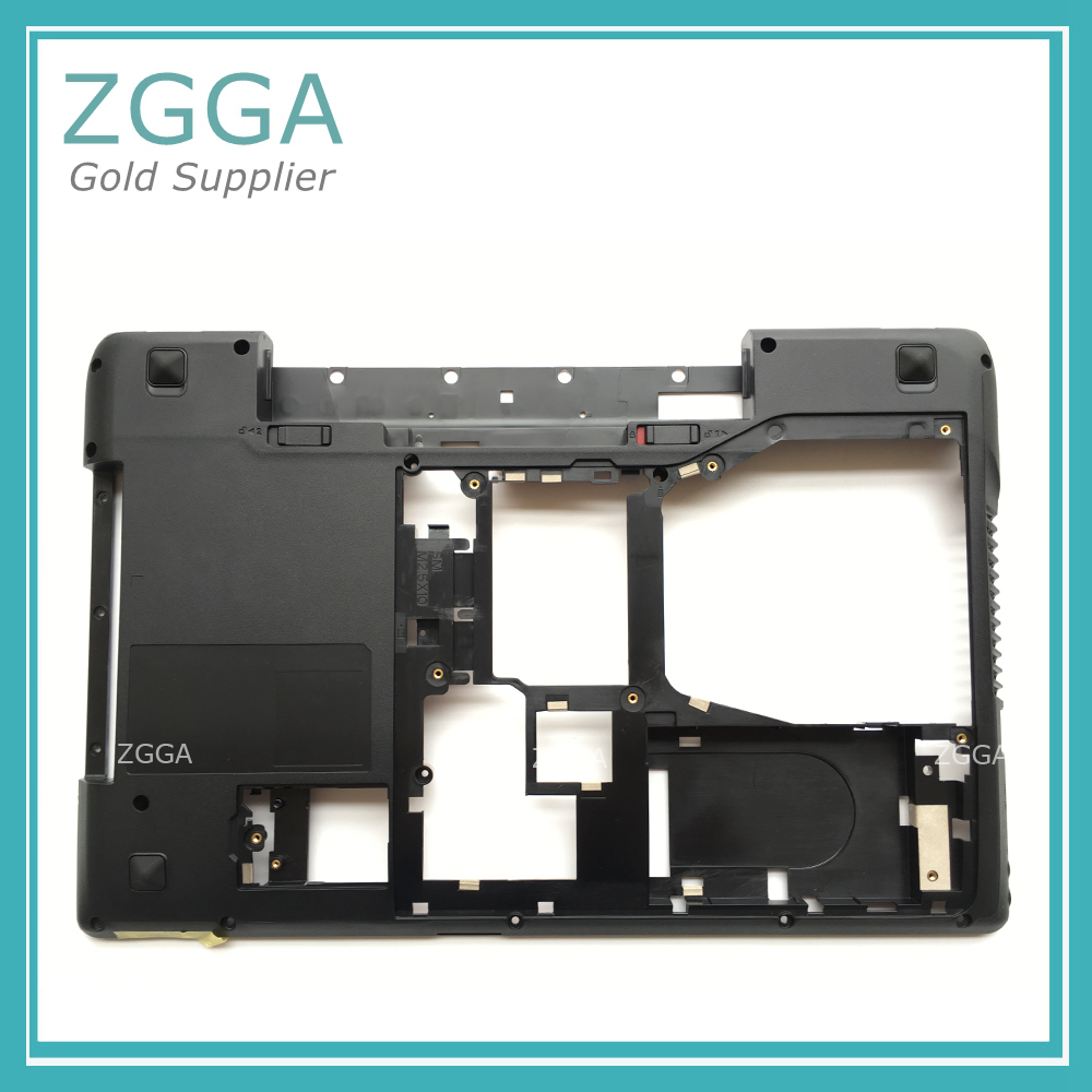 Genuine New Original for Lenovo IdeaPad Y570 Y575 Bottom Cover Base Lower Case Laptop Shell AP0HB000800 AP0HB000820 TV Port gzeele for lenovo for ideapad y570 y575 bottom base cover case new orig d cover case d shell cover laptop bottom case with hdmi