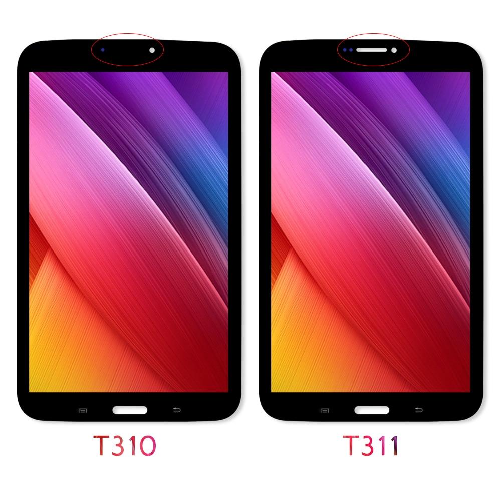 SM T310 LCD pour Samsung Galaxy Tab 3 8.0 SM-T310 affichage SM T311 LCD écran tactile matrice SM-T311 numériseur capteur pièces - 2