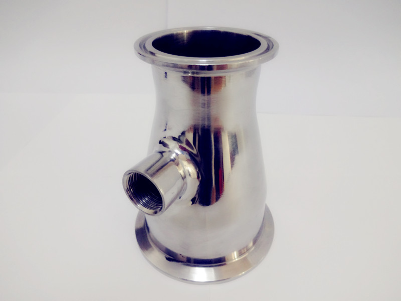 цены Free Shipping Tri- Clamp Reducer 4