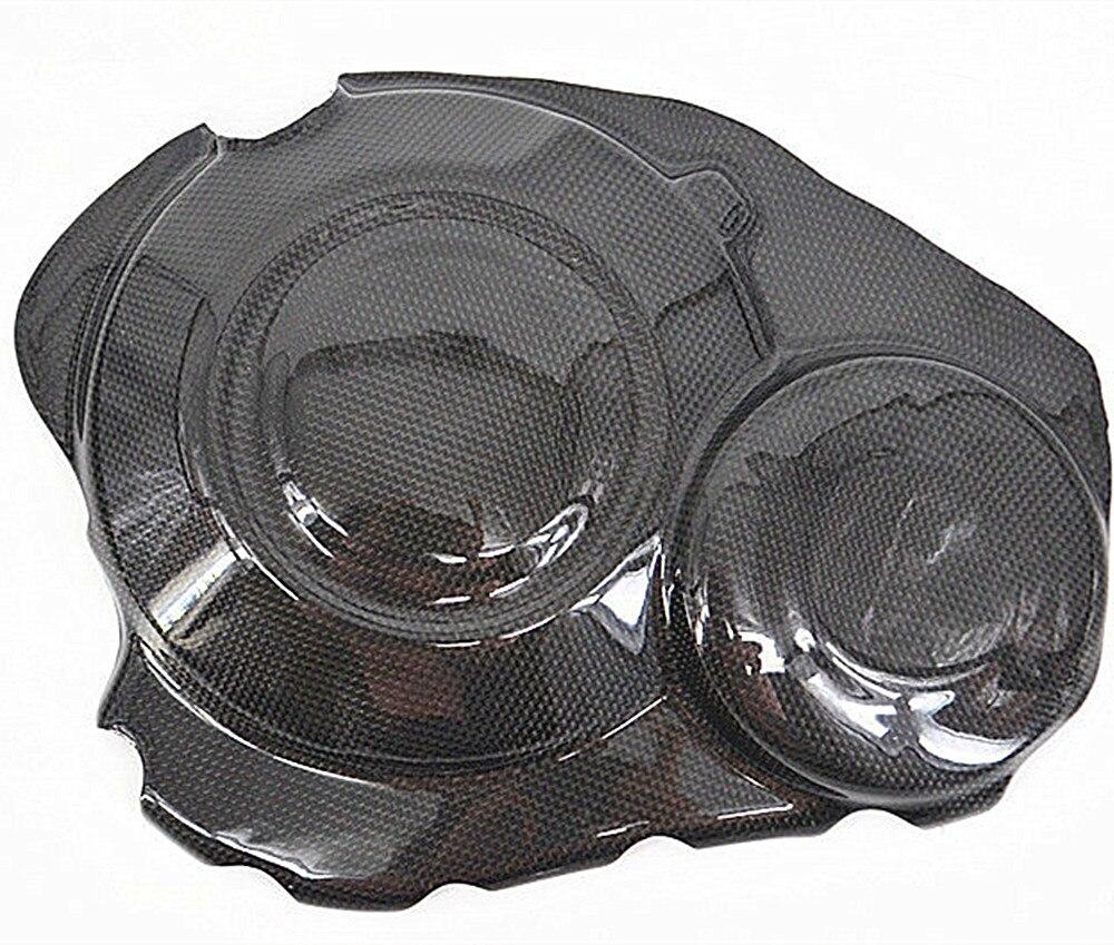 Carbon Fiber Engine Clutch Cover Protector For Honda CB1000R 2008 2009 2010 2012 2013 2014 2015