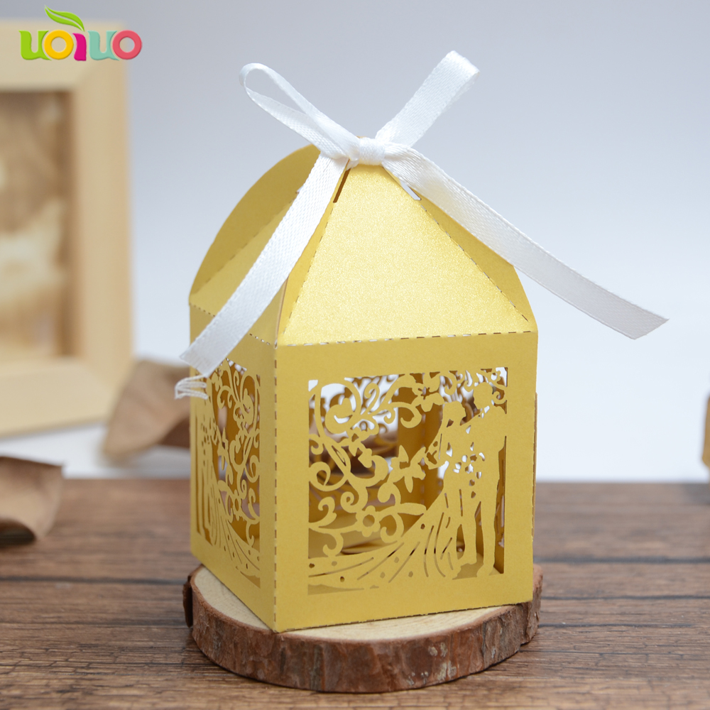 China factory customized small wedding cake boxes for gift packaging ...