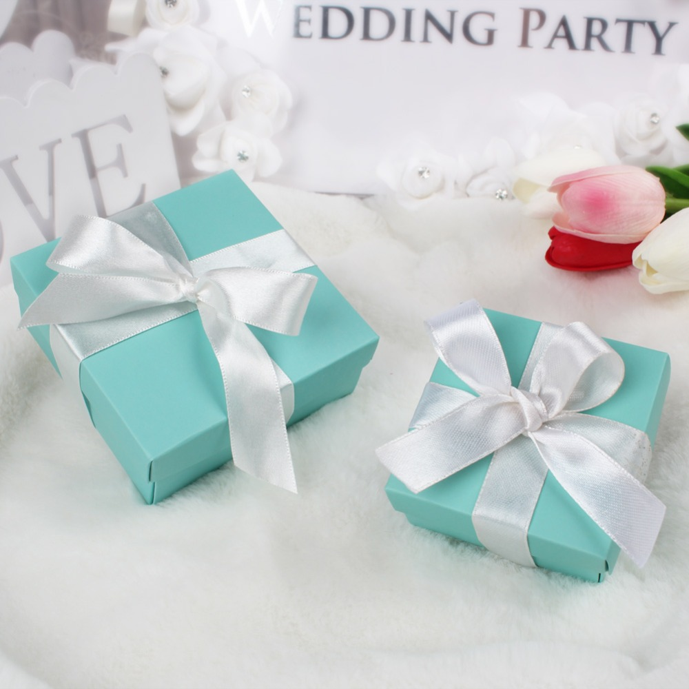 OurWarm 10Pcs Wedding Candy Box Jewelry Boxes and Packaging for ...