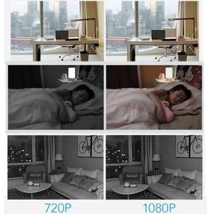Image 5 - Mise à jour Xiaomi Mijia Mi caméra IP intelligente 1080P HD WiFi 360 Angle Vision nocturne panoramique inclinaison vidéo Webcam bébé moniteur de sécurité à domicile