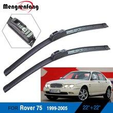 Для Rover 75 автомобильные аксессуары передние стеклоочистители ветрового стекла мягкие резиновые стеклоочистители 1999 2000 2001 2002 2003 2004 2005