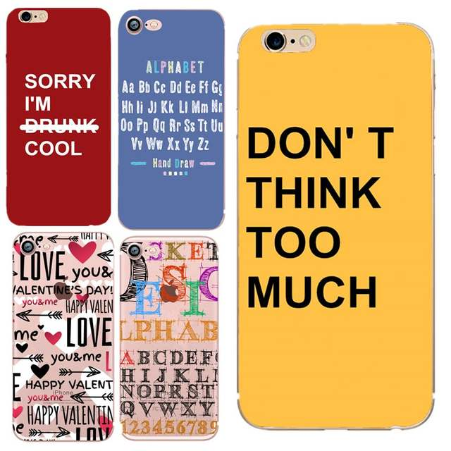 Funny Stitch Case Soft TPU Carcas Phone Case for iphone 7 Capa