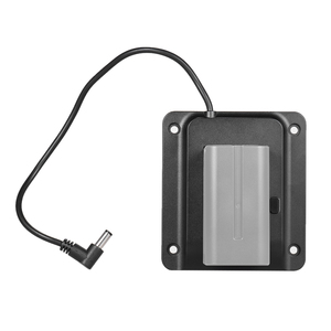 Image 5 - Andoer Battery Adapter Base Plate Battery Plate for Lilliput FEELWORLD Monitor for Sony NP F970 F550 F770 F970 F960 F750 Battery