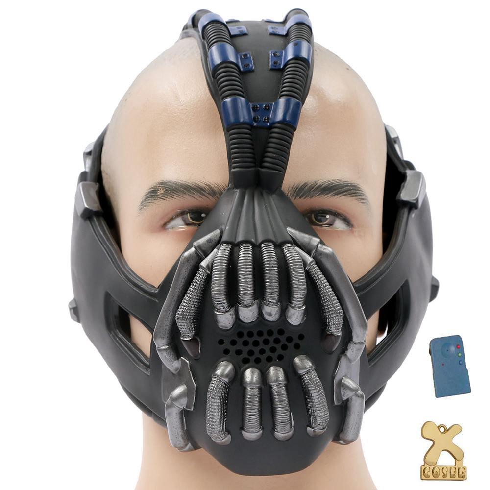Popular Bane Mask Batman-Buy Cheap Bane Mask Batman lots from ...