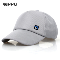 Wholesale Reimmu Unisex Adjustable Baseball Cap Brand High Quality Snapback Hip Hop Gorras Men Casual Style
