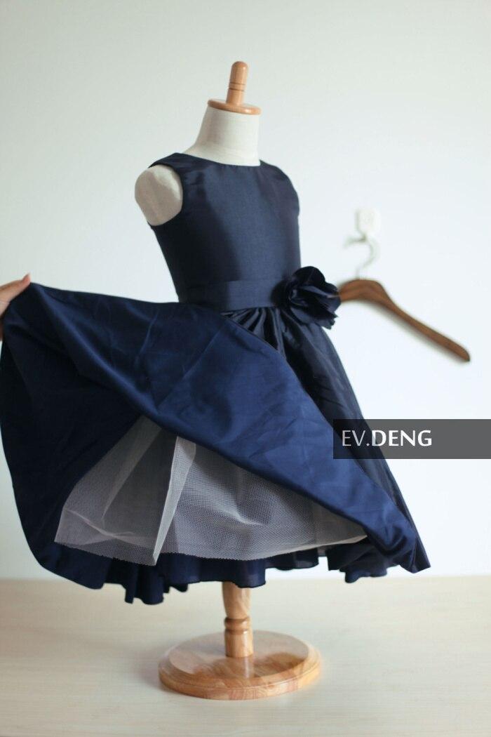 На заказ, из тафты, с цветочным рисунком, новинка года, Платья с цветочным узором для девочек на свадьбу, праздничное платье Лидер продаж, vestido de festa longo - Цвет: same as picture