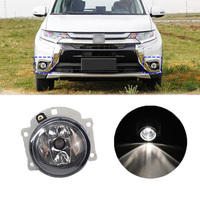New 1pc Left Right Front Fog lamp Light Fit for Mitsubishi ASX Outlander Sport RVR ASX 2010 2015 With BULB Headlight 8321A467
