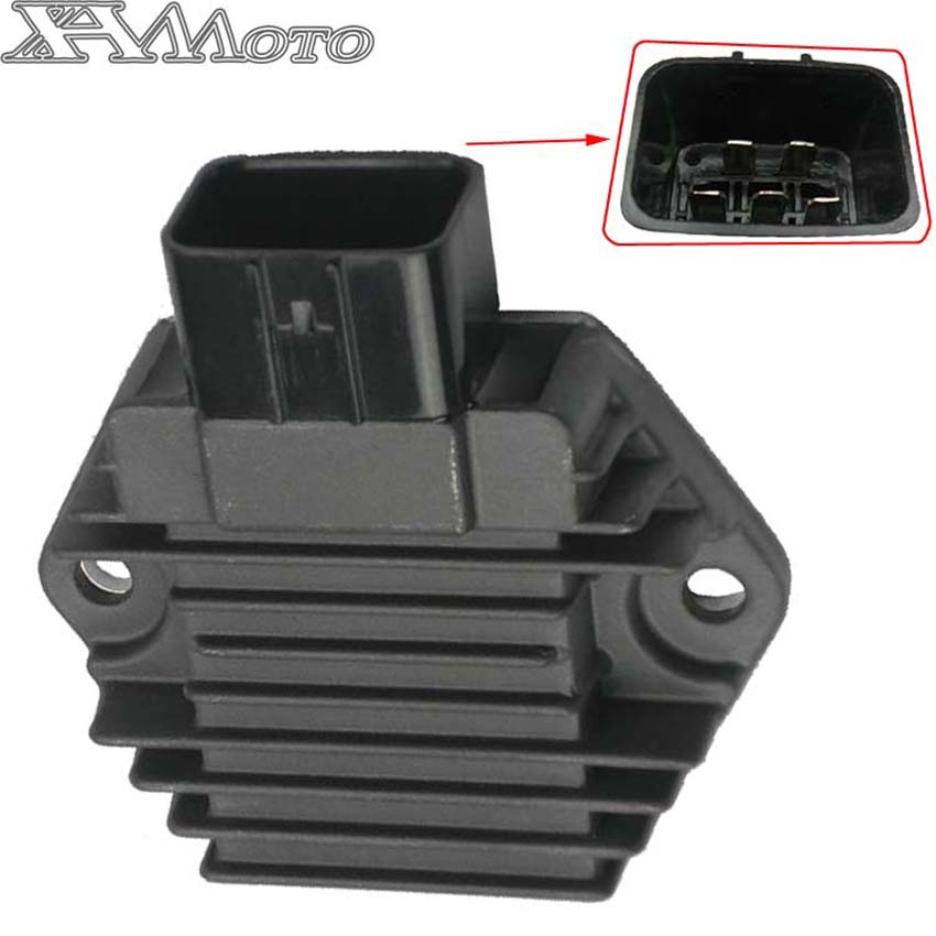 Motorcycle Voltage Regulator Rectifier For Honda Shadow