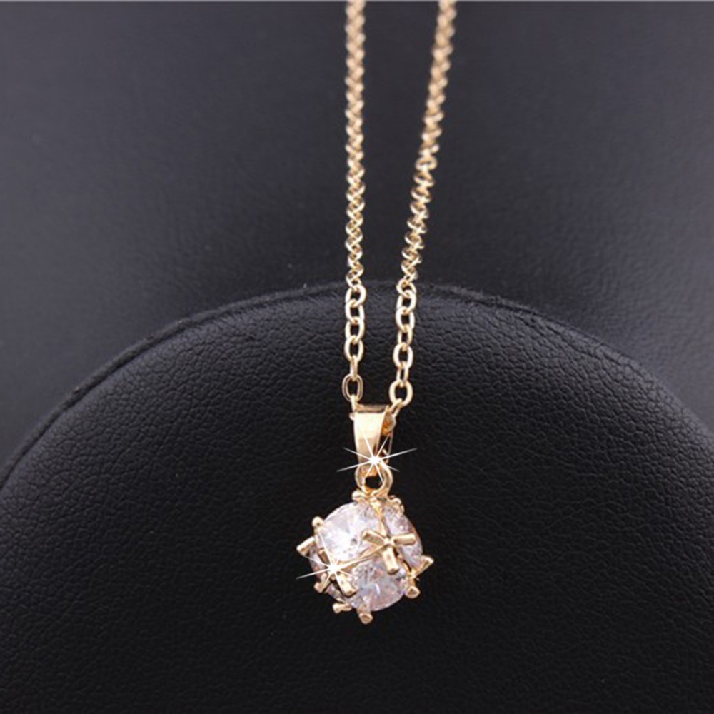 crystal com fashionmia pendant products ball necklace long