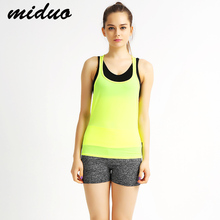 2016 Women Sports VestDry Quick Tank Top Fitness Gym Women Running Singlets Women's Sports Sleeveless Elastic Vest Tanks