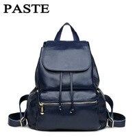 Fashion School Backpack Women Children Schoolbag Back Pack Leisure Korean Ladies Knapsack Laptop Travel Bags for Teenage Girls