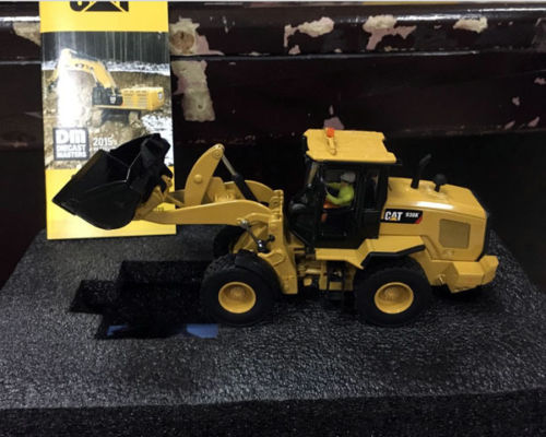 1/50 Scale, Cat Caterpillar, 938K Wheel Loader, By Diecast Masters DM 85228 New a localisation and navigation system for an autonomous wheel loader