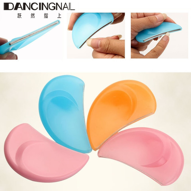 Aliexpress.com : Buy Professional Nail Files Half Moon Curved ...