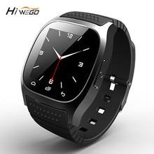 Hiwego Brand M26 Smart Watch Present font b Smartwatch b font Sport Men Women Male Smart