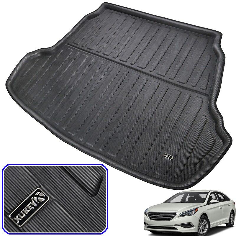 Hyundai Sonata Trunk: AX Fit For Hyundai Sonata Sedan Rear Trunk Liner Boot