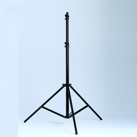 Photography 2.8m/9.2ft Light Stand Tripod With 1/4 Screw Head for Photo Studio Softbox Video Flash Umbrellas Reflector Lighting