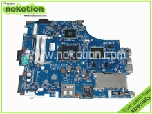 laptop motherboard for SONY VAIO VPCF A1796418B 1P-0107200-8011 Rev 1.1 MBX-235 M932 PM55 Nvidia GeForce GT425M DDR3