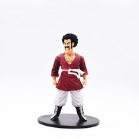 20 cm Dragon Ball Z Action Figure Hercule Mark Satan PVC Beeldje Hero Collectible Model Satan Speelgoed Gratis Verzending