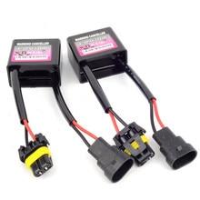 One Pair of D2 HID Xenon KIT Computer ERROR Warning Canceller Decoder Proficient Motor Vehicles Test Tool proficient iws100