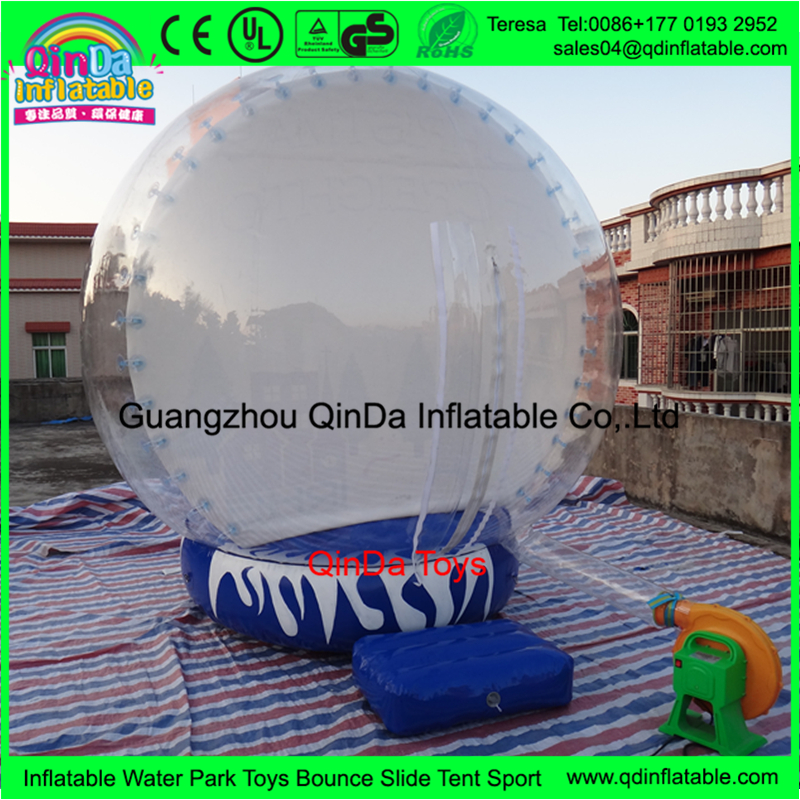 inflatable snow globes23