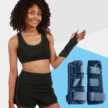FULI Forearm hand fracture fixation splint wrist orthosis sprain brace steel strip wristband support medical
