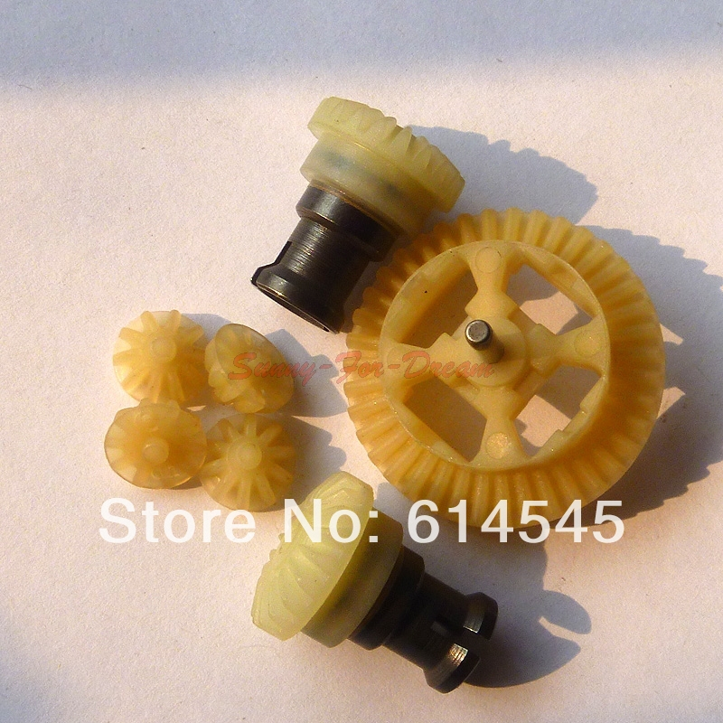 86033 Differential Gear Complete For HSP 1//16 Scale RC Model Car Spare Parts