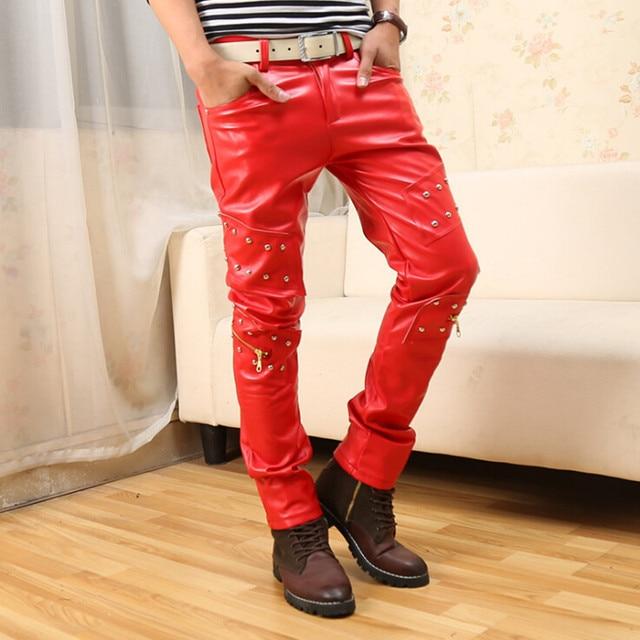 rode broek heren