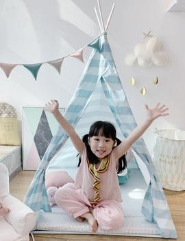 Kids Cotton Play Tent House Best Children's Lighting & Home Decor Online Store