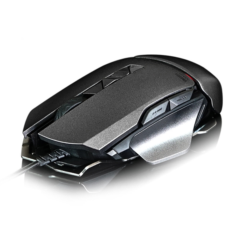 Brand NEW original James Donkey 325RS Optical Gaming Mouse Grey7200DPI 7 Buttons Optical Sensor Pixart PMW 3330 OMRON Switches gf114 325 a1 bag chip gf114 325 a1 brand new original binding can direct purchase