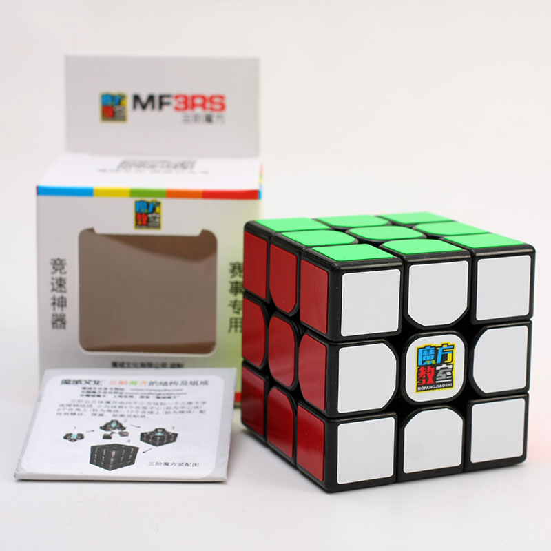 Original Moyu MF3RS 3x3x3 5.7cm Magic Cube Puzzle 3x3 Cubing Speed  toy Professional cubo magico Educational Toys for children 8