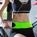 Профессиональные кроссовки поясная сумка Для мужчин Для женщин Для мужчин тренажерный зал Trail спортивная езда на велосипеде ремень невидим...