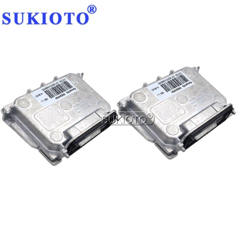 SUKIOTO100 New 6G D1S D3S Headlamp Ballast 35W HID Control Unit Module OEM 89034934 4L0907391 Xenon