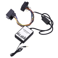 Car MP3 Interface USB / SD Adapter Connect Audio Digital CD Changer for BMW / Mini / Rover