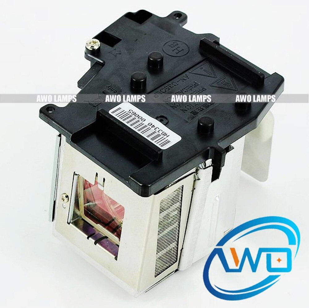 все цены на AWO 100% Original Projector Lamp AN-D350LP with Module for PG-D2500X PG-D2710X PG-D3010X PG-D3510X XR-50X XR-55X PG-D2510X онлайн