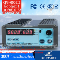 (3.28) Gophert Mini Digital DC Power Supply CPS 6005II Adjustable 0 60V 0 5A Lockable CPS 6005 corrective maintenance ageing