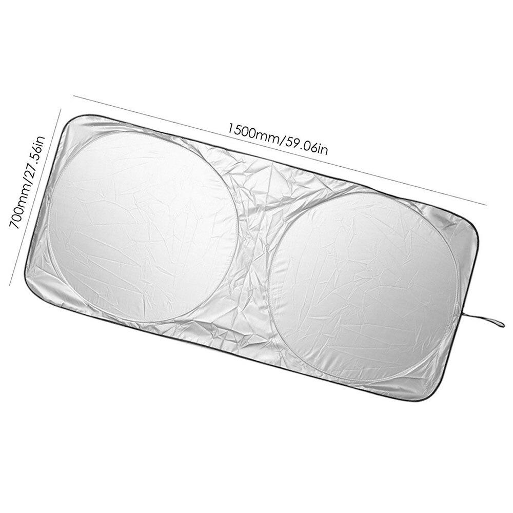 Vehemo переднее окно авто солнцезащитный козырек SUV автомобильный солнцезащитный козырек Оконные покрытия лобовое стекло Солнцезащитный козырек для солнцезащитного блока боковое окно