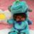 1/pcs Mono 20 cm Transfiguración Modelos Pequeño Mono de Peluche Muñeca de Juguetes de Los Niños Venta Caliente de Alta Calidad de Felpa juguetes