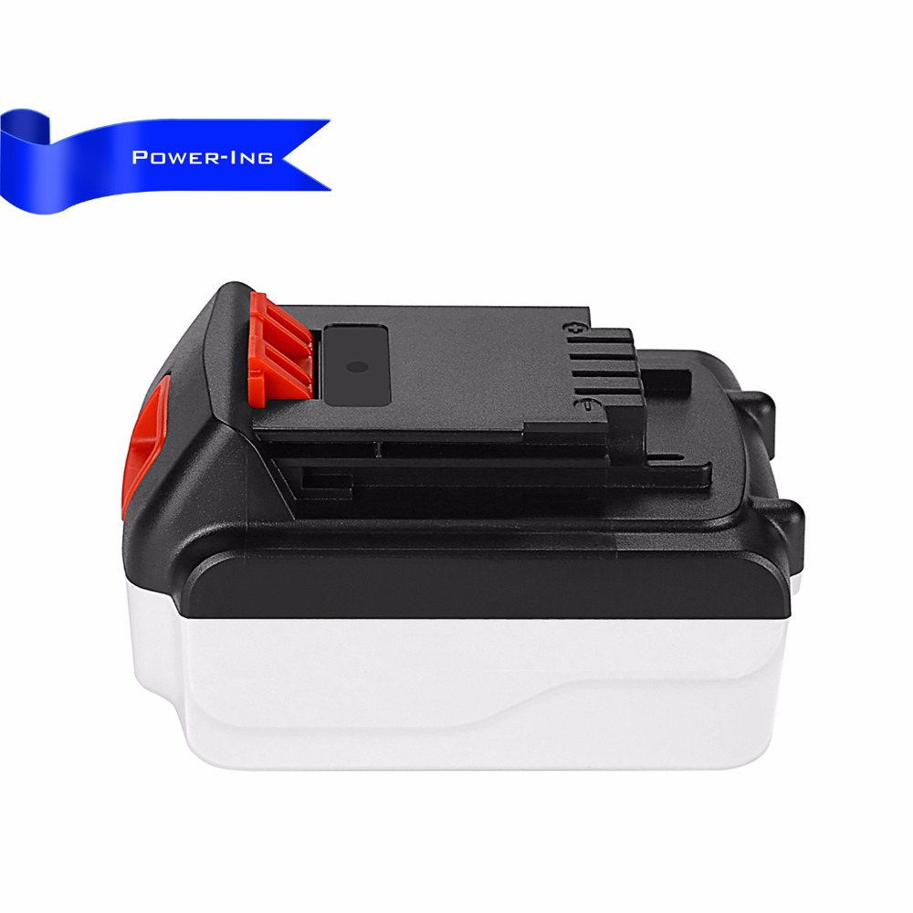 18v 5ah high capacity Replacement Rechargeable Battery for Black & Decker 18v 5ah high capacity replacement rechargeable battery for black