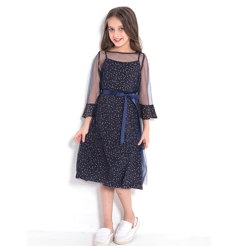Kids Girls Party Dress Elegant Teenage Girls Clothing 10 12 14 years kids girls party dress elegant teenage girls clothing 10 12 14 years